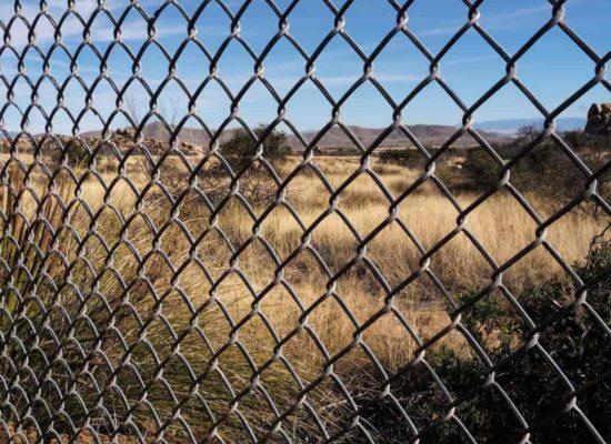 Jash Defco Desert Fence