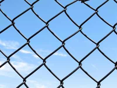 Jash Defco chain link fence